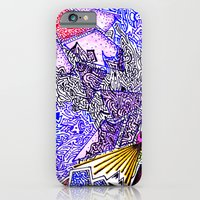 iPhone Cases featuring Lucy by Brown Beerd