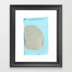 MRBLE 3 Framed Art Print
