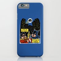 iPhone & iPod Case featuring Fatman and Big Belly by Olivier Andrzejewski