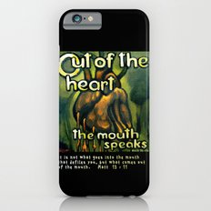 Out Of The Heart Slim Case iPhone 6s