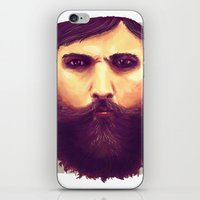 Jeff, Tor and Odin. iPhone & iPod Skin