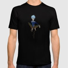 Jack Frost Mens Fitted Tee SMALL Black