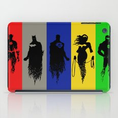 Justice Silhouettes iPad Case