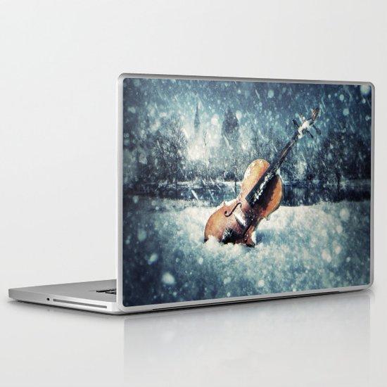 Wistful Abandonment Laptop & iPad Skin
