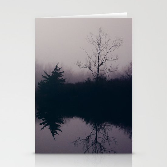 reflections Stationery Card