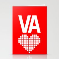 Virginia Love Stationery Cards