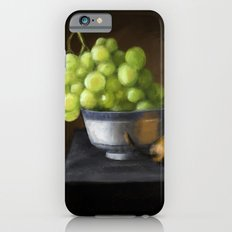 Grapes and pears iPhone 6 Slim Case