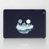 Winter Skull iPad Case