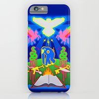 "iPhone & iPod Case featuring ""THE PRIMATE PARADOX""  by XRAY"