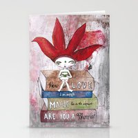 Soul-Searching Bhoomie Stationery Cards