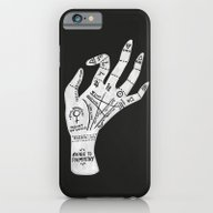 Palm Reading iPhone 6 Slim Case