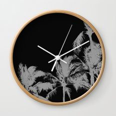 Paradise on my Mind Wall Clock