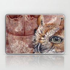 Human Owl Laptop & iPad Skin
