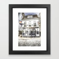 The Mayflower Pub London… Framed Art Print