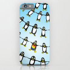 Penguin Fibonacci iPhone 6 Slim Case
