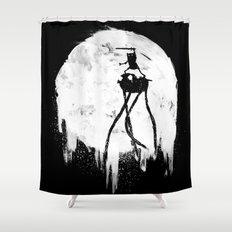Midnight Adventure Shower Curtain