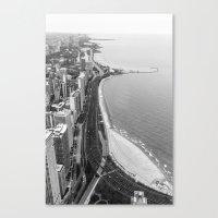 Lakeshore Drive Canvas Print
