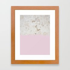 Redux V Framed Art Print