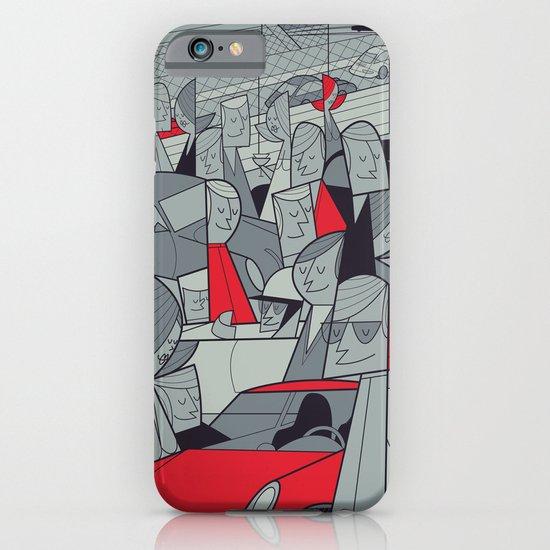 Porsche Racing iPhone & iPod Case