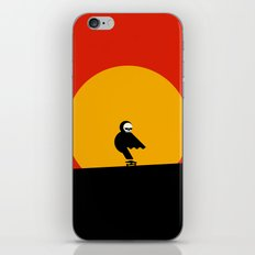 Death Skate iPhone & iPod Skin