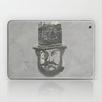 Old man hatten Laptop & iPad Skin