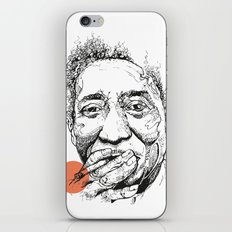 Muddy Waters - Get your mojo! iPhone & iPod Skin