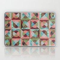 Collage Mix Paper Laptop & iPad Skin
