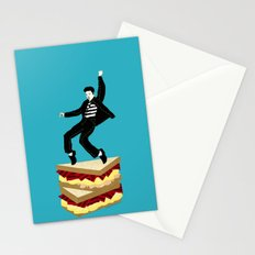 Homage To Elvis Stationery Cards