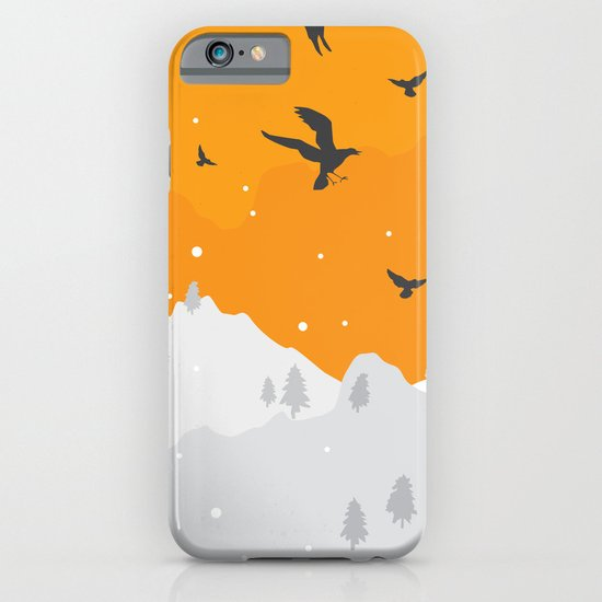 Winter Hills iPhone & iPod Case