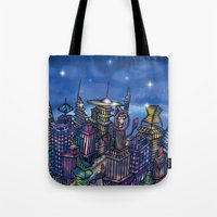 C2 & Posse (New-New York… Tote Bag