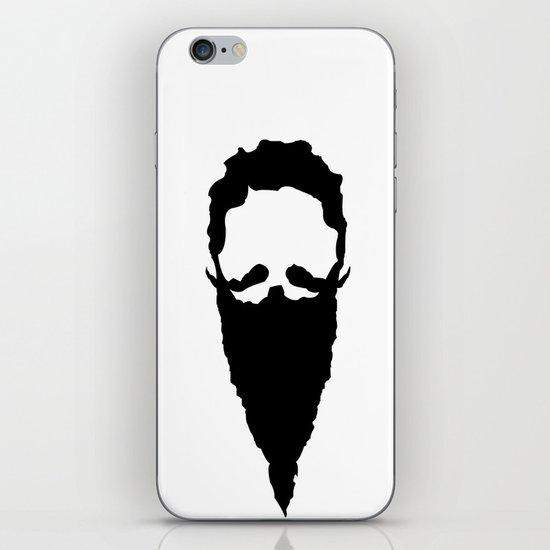 Homeless Wizard iPhone & iPod Skin