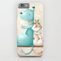 iPhone & iPod Case featuring Friends by Arianna Usai
