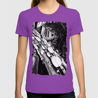 The Lizard Womens Fitted Tee Ultraviolet SMALL