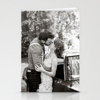 Mr. & Mrs. Stationery Cards