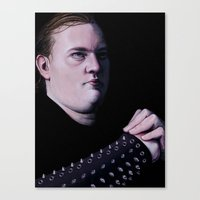 Christopher Orchard Canvas Print