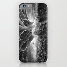 Black and White - No escape Slim Case iPhone 6s