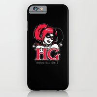 Homicidal Girls iPhone 6 Slim Case