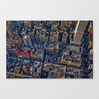 Top Of The Empire #5 Canvas Print
