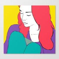 FIONA APPLE Canvas Print