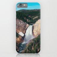 Yellowstone x Lower Falls iPhone 6 Slim Case