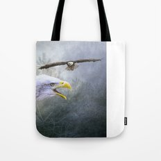 Eagle territory Tote Bag