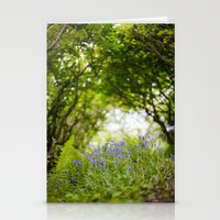 Into The Woods Stationery Cards