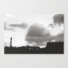 Paris Nº3 Canvas Print