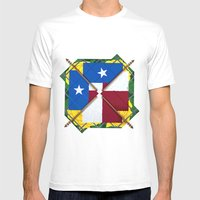 Altered State: TX Mens Fitted Tee White SMALL
