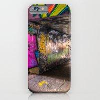 Leake Street London Graffiti  iPhone 6 Slim Case