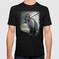 Armadillo By Eric Fan & … Mens Fitted Tee Tri-Black SMALL
