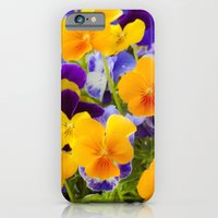 iPhone & iPod Case featuring Flowers I Pod Skin by Clive Eariss