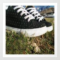 Circa Shoe Company Art Print