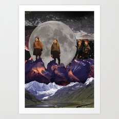 Return To Witch Mountain Art Print