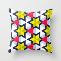 Krijgsman Pattern Throw Pillow